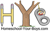 Homeschool Your Boys - Store