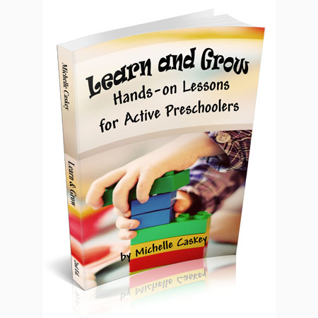 Learn & Grow: Hands-On Lessons for Active Preschoolers - Homeschool Your Boys - Store