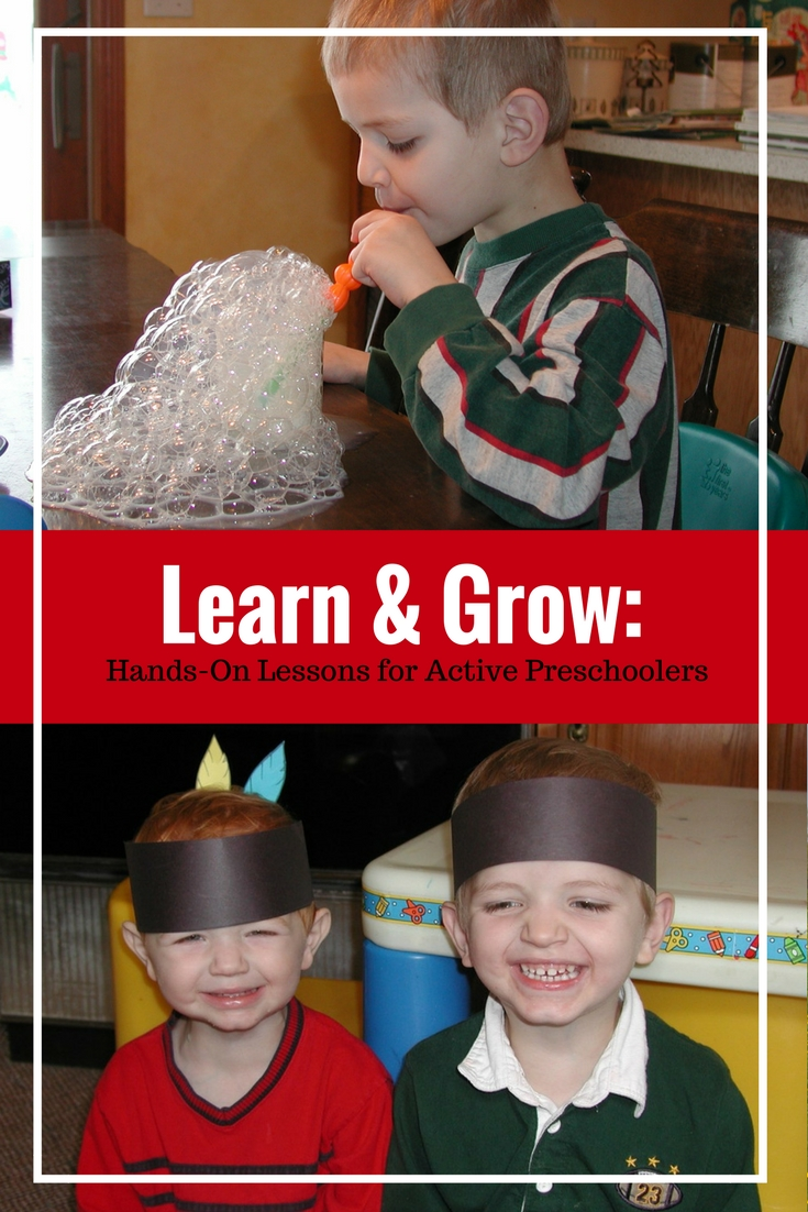 Looking for fun, hands-on activities for your preschooler? Look no further! Learn & Grow has you covered. Click through to find out more!