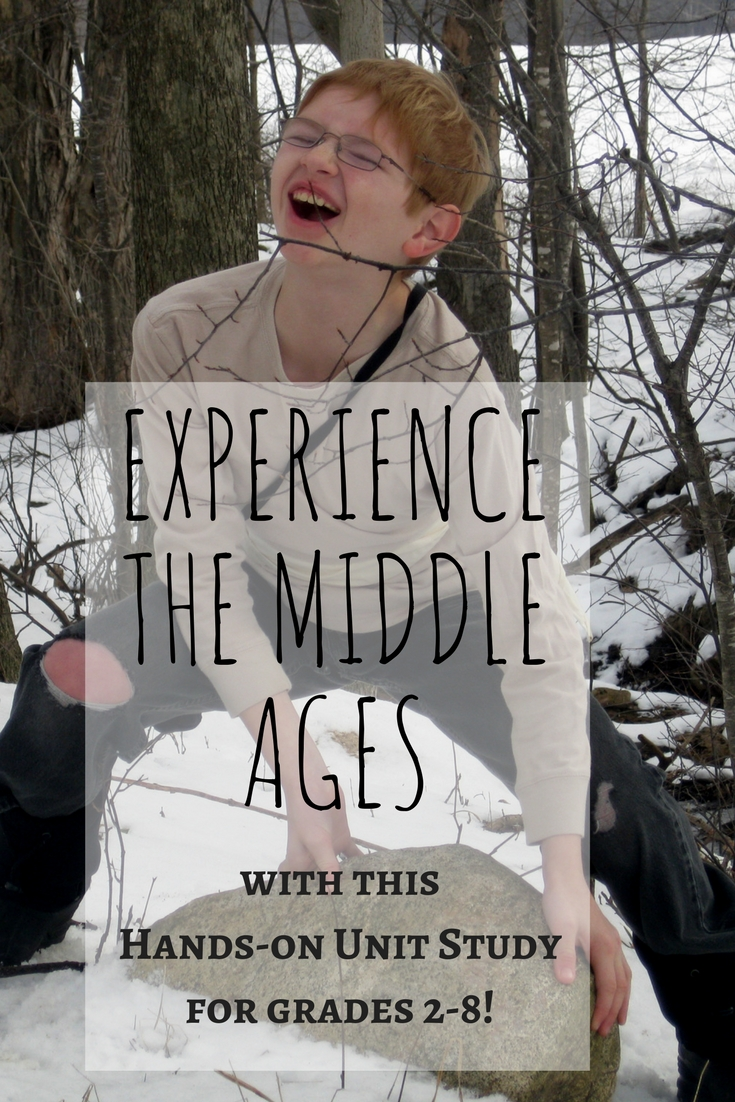 There is NO BETTER WAY to learn than to allow your child to EXPERIENCE the time period their learning about. Time Capsule: Medieval England is the next best thing to taking a time machine back to medieval times. So much fun yet thorough! Click through to learn more.